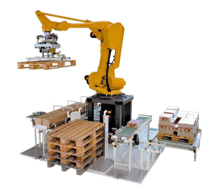 Robotised Palletising Machines