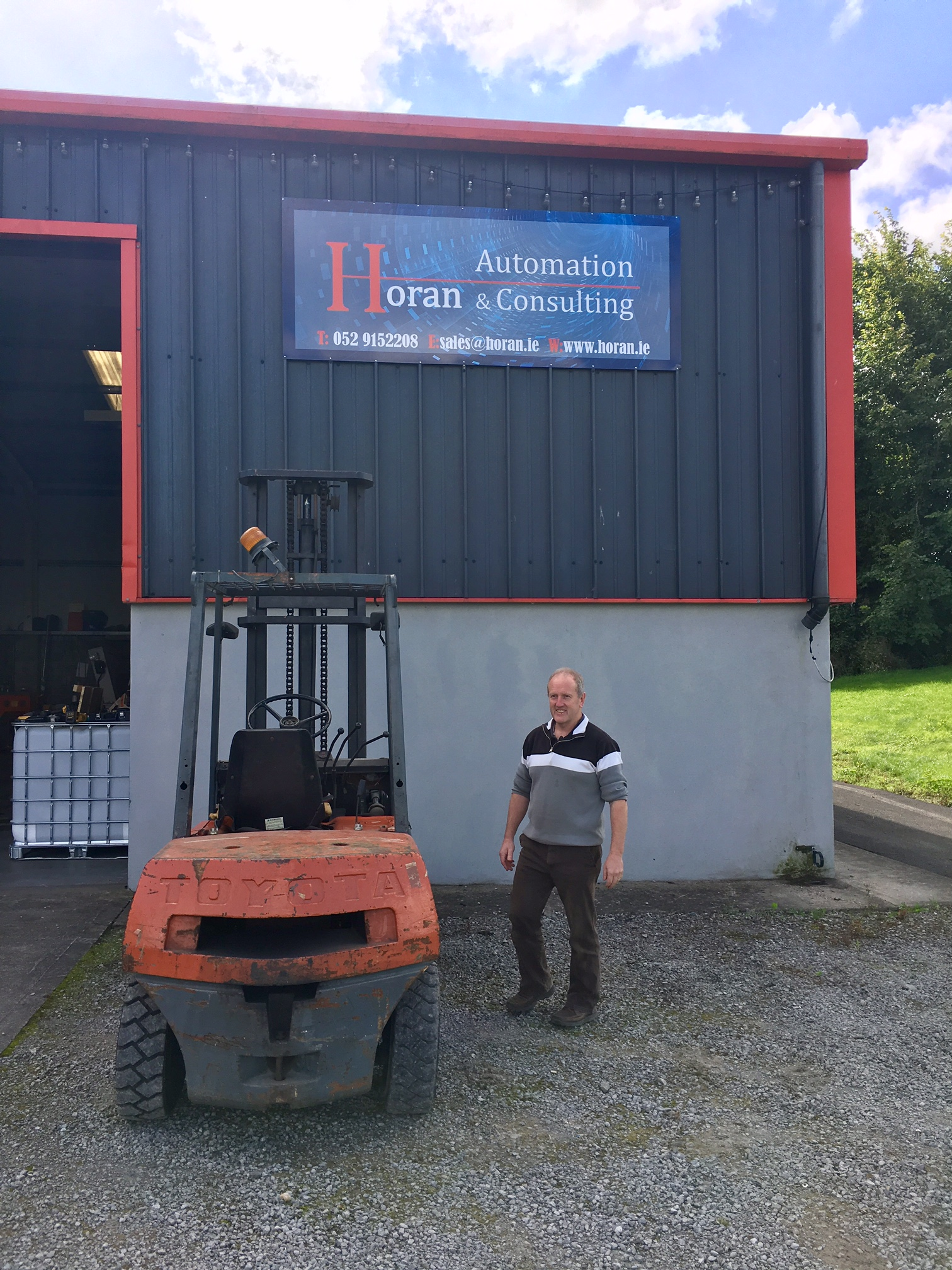 Tipperary Robot Company sees huge growth in 2017