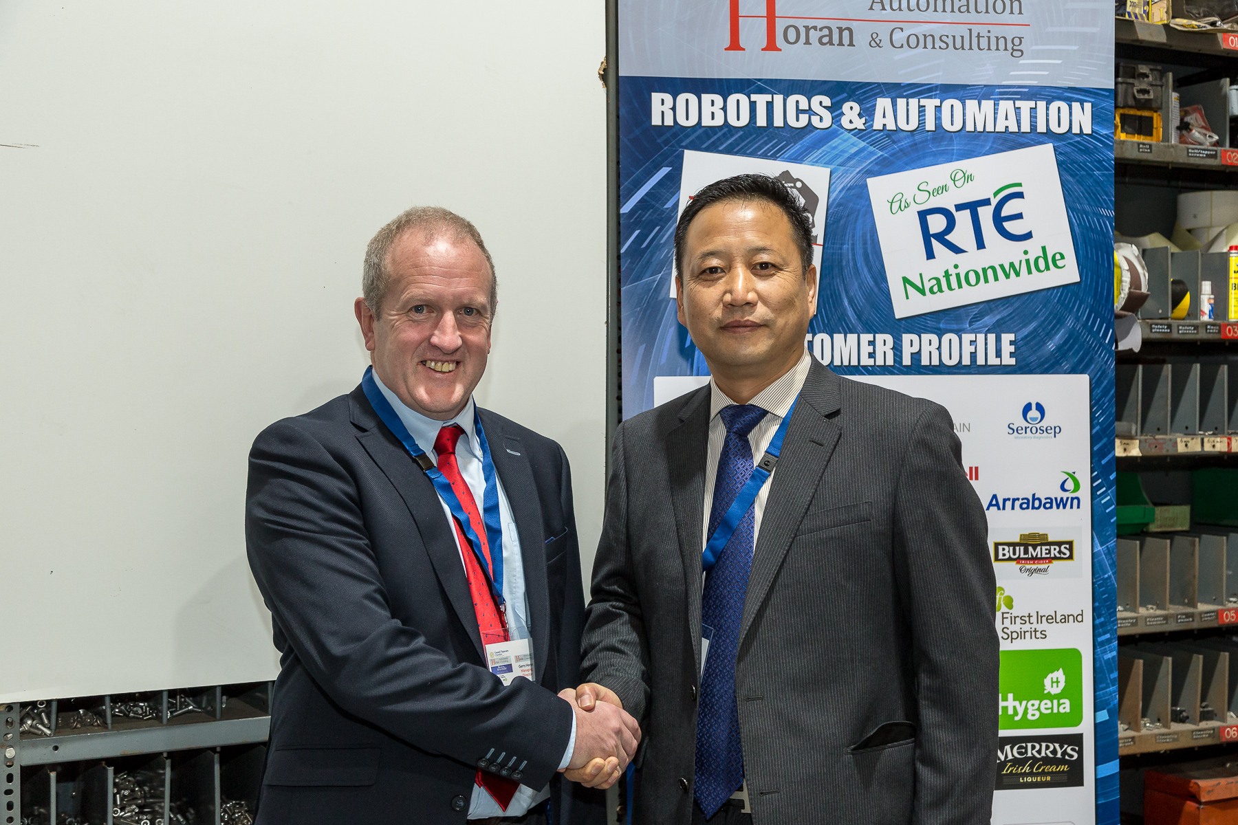 Horan Automation Announces Joint Venture with Boxline China