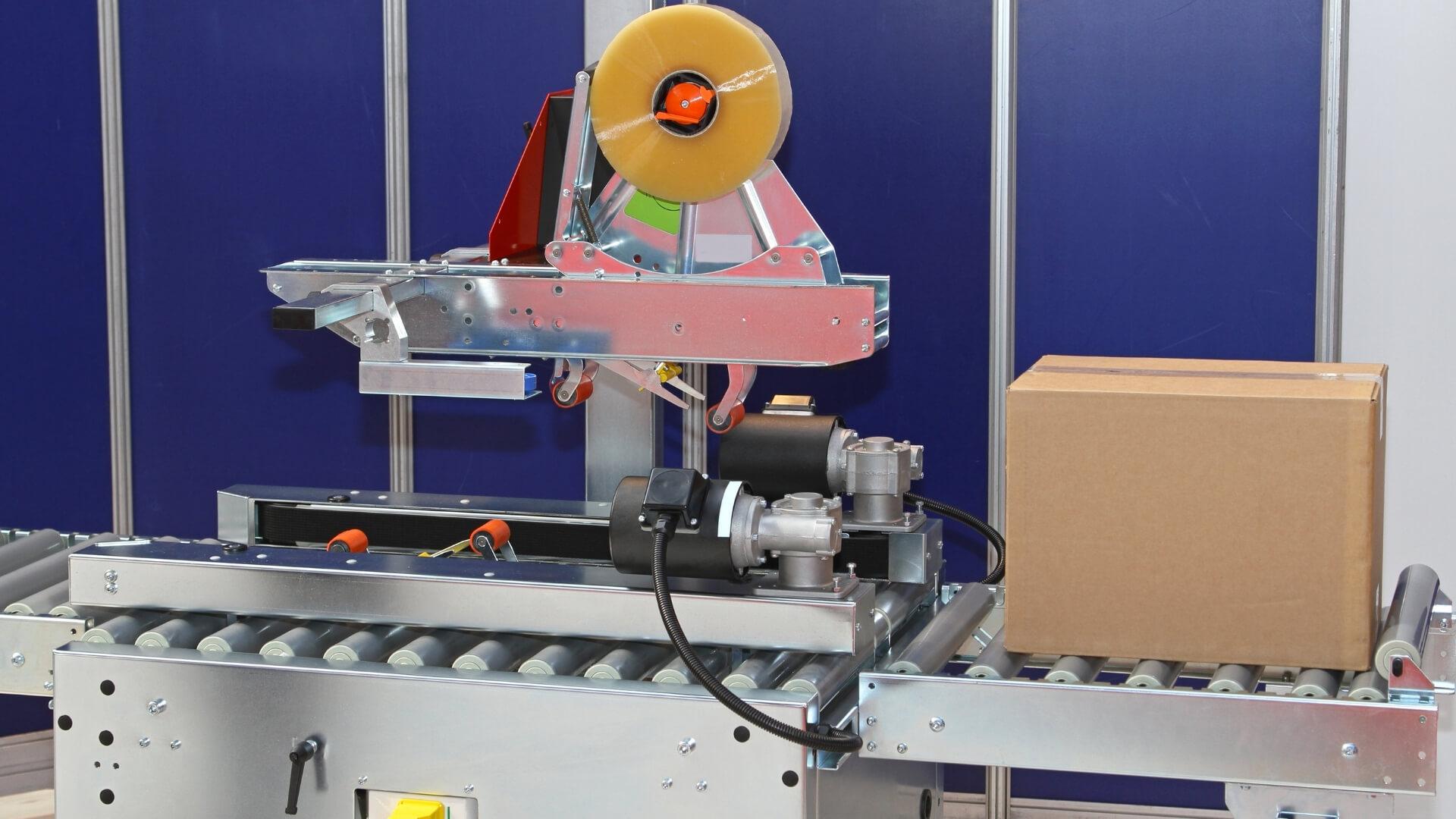 horan cartoning machine