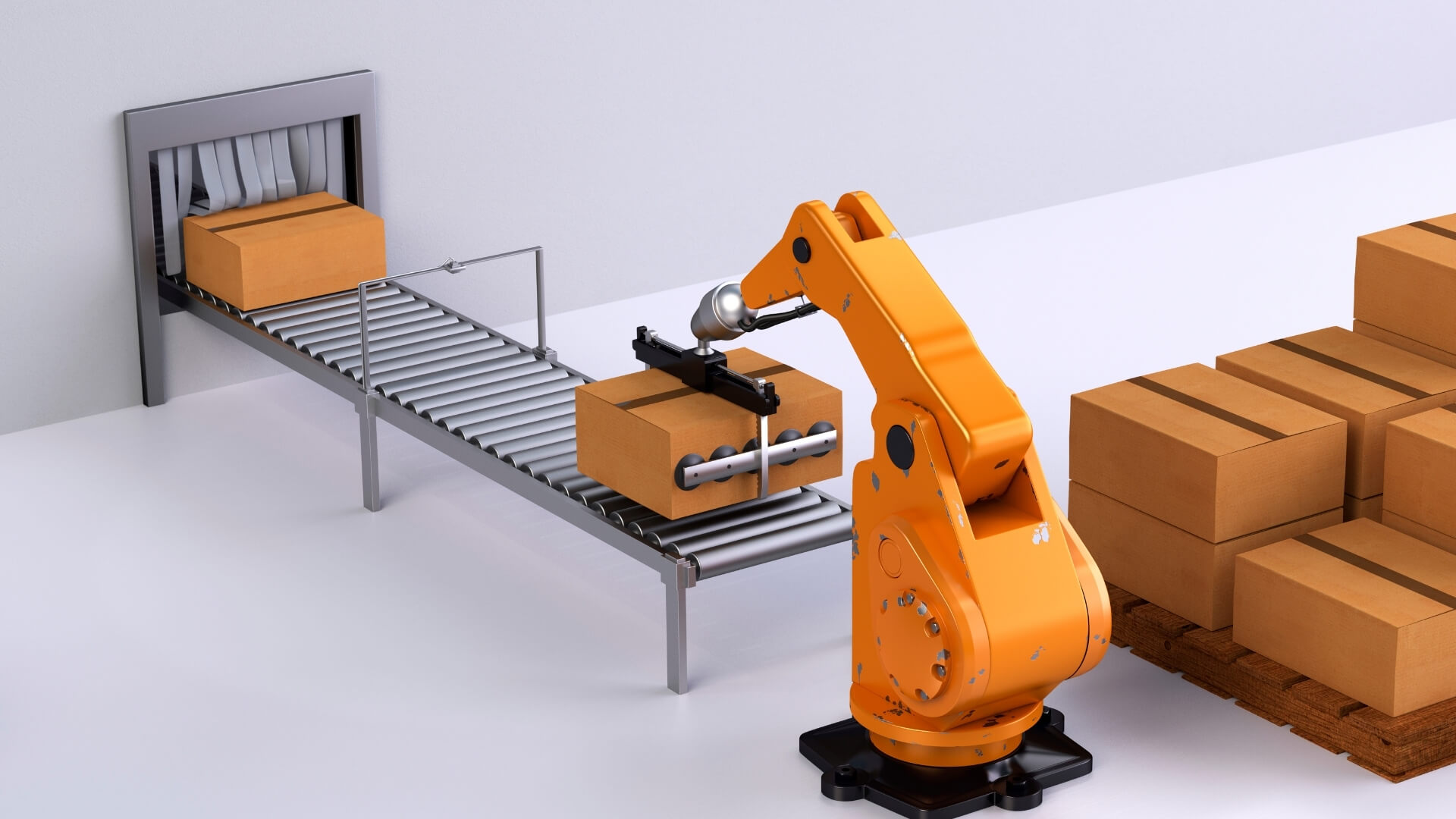 horan automation robotic palletising