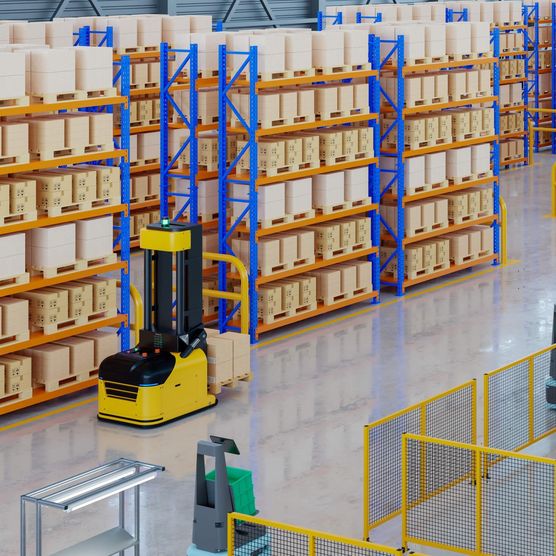 AGV Horan Automation